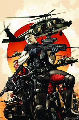 Bloodshot & Hard Corps (2013) #14 (Regular Jones Cover)