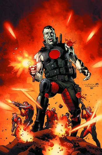 Bloodshot & Hard Corps (2013) #18 (Pullbox Larosa)