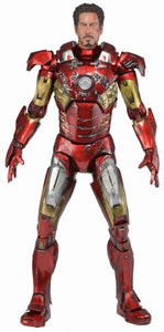 Iron Man 1/4 Scale Battle Damaged NECA Action Figure