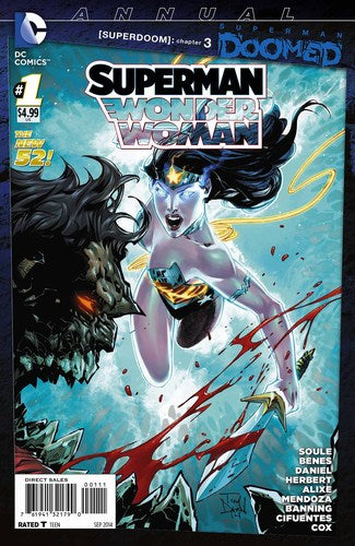 Superman/Wonder Woman (2013) #11