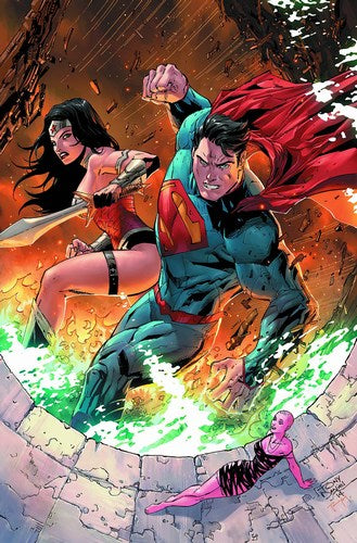 Superman/Wonder Woman (2013) #12
