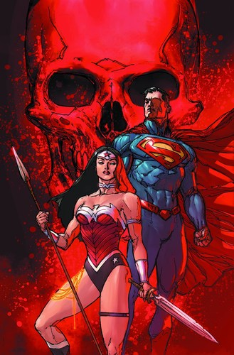 Superman/Wonder Woman (2013) #13