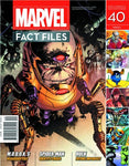 Marvel Fact Files (2013) #40 (Modok Cover)