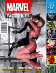 Marvel Fact Files (2013) #47 (Mary Jane Cover)