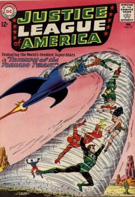 Justice League of America (1960) #17