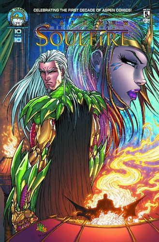 All New Soulfire (2013) #5 (Direct Market Cover A)