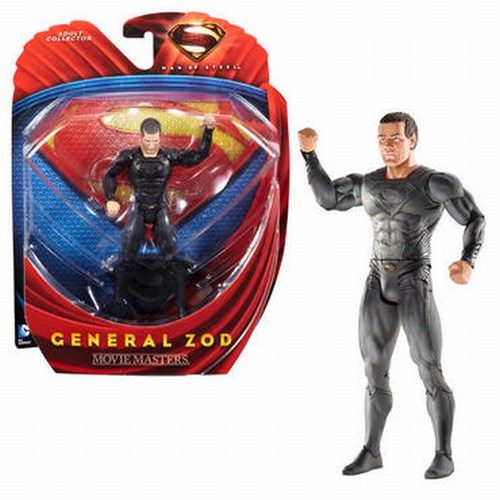 Man of Steel General Zod Action Figure