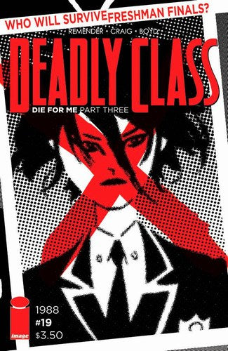 Deadly Class (2014) #19 (Cover B)