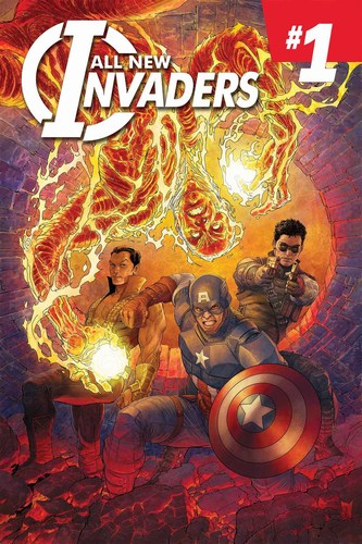 All New Invaders (2014) #1