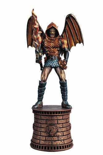 Marvel Chess Figurine Collectors Magazine #82 (Hobgoblin Black Knight)