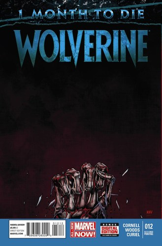 Wolverine (2014) #12 (2nd Print McNiven Variant)