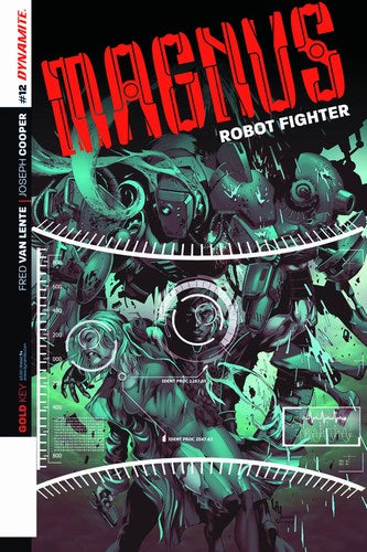 Magnus Robot Fighter (2014) #12 (Cover A Lau Main)