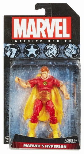 Marvel Infinite Platinum Hyperion Action Figure