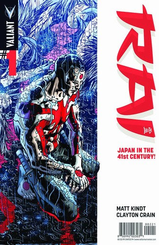 Rai (2014) #1 (Cover B Hitch)