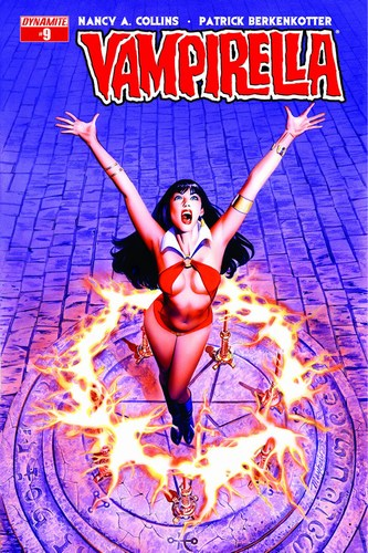 New Vampirella (2014) #9 (Cover A Mayhew Main)