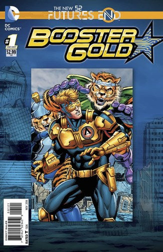 Booster Gold Futures End (2014) #1 (Standard Edition)