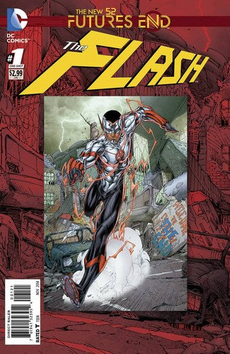 Flash Futures End (2014) #1 (Standard Edition)
