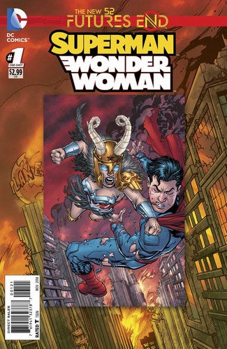 Superman/Wonder Woman Futures End (2014) #1 (Standard Edition)