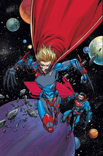 Supergirl Futures End (2014) #1
