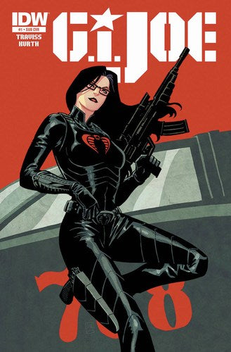 GI Joe (2014) #1 (Subscription Variant)