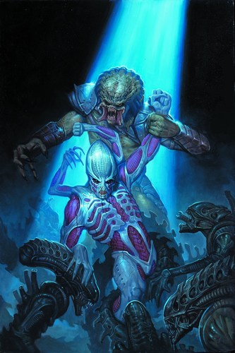 Alien Vs. Predator Fire and Stone (2014) #4