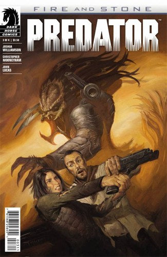 Predator Fire and Stone (2014) #3