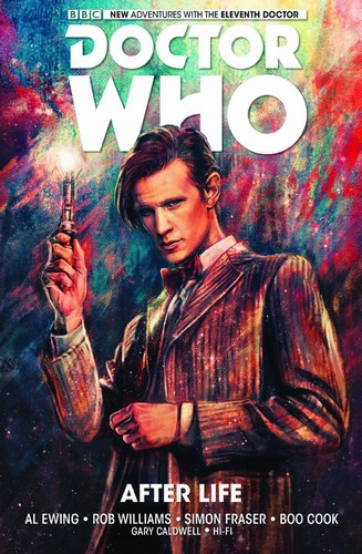 Doctor Who 11th HC Volume 1 (After Life)