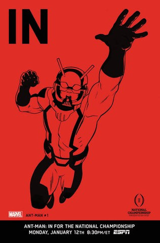 Ant-Man (2015) #1 (1:10 In Variant)