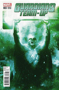 Guardians Team-Up (2015) #3 (1:20 Sorrentino Cosmic Character Variant)