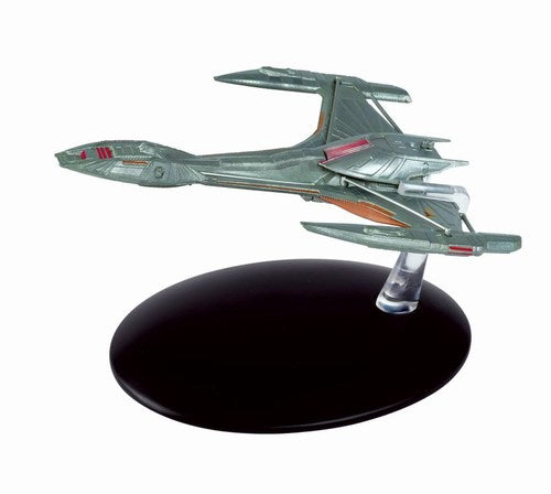 Star Trek Starships Figurine Magazine #41 (Klingon Raptor)