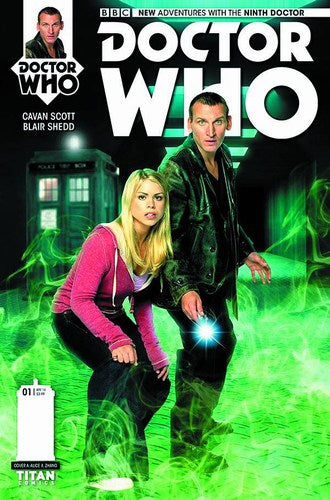 Doctor Who 9th (2015) #1 (Subscription Photo)