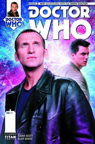 Doctor Who 9th (2015) #3 (Subscription Photo)