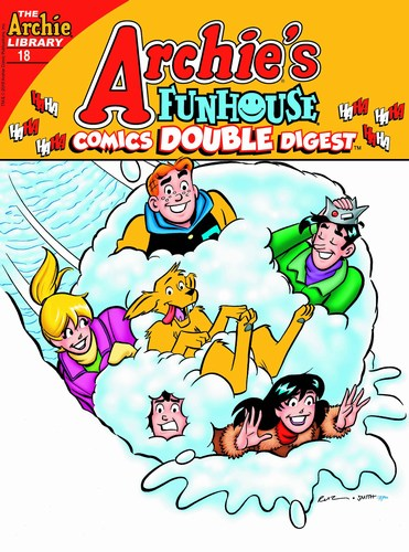 Archie Funhouse Comics Double Digest #18