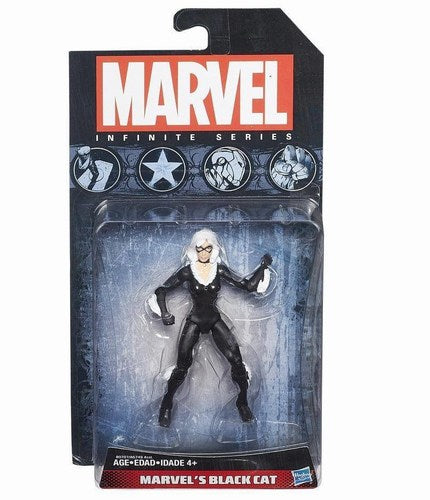 Marvel Infinite Black Cat Action Figure