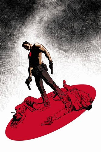 Bloodshot Reborn (2015) #1 (Cover C Johnson)