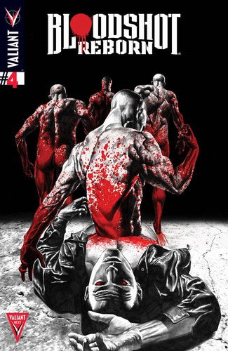 Bloodshot Reborn (2015) #4 (Cover A Suayan (Next))