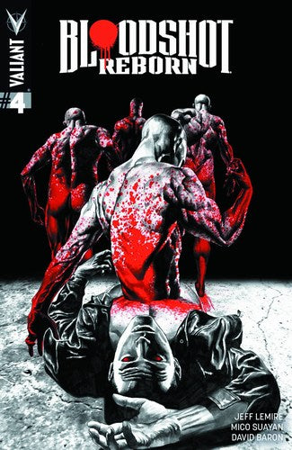 Bloodshot Reborn (2015) #4 (2nd Print)