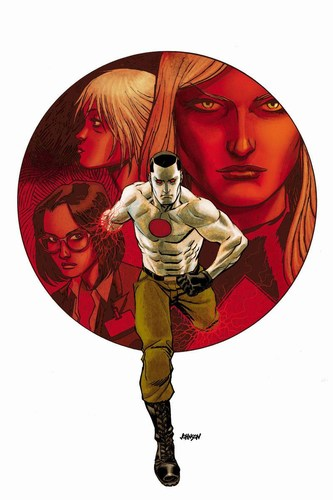 Bloodshot Reborn (2015) #9 (Cover B Johnson)