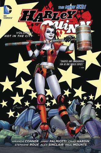 Harley Quinn TP Volume 1 Hot in the City