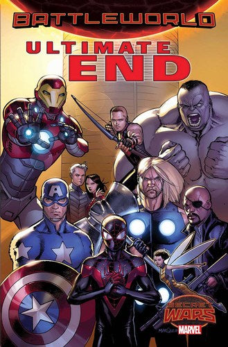 Ultimate End (2015) #1 (1:25 Marquez Variant)