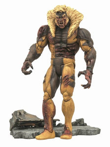 Marvel Select Zombie Sabretooth Action Figure
