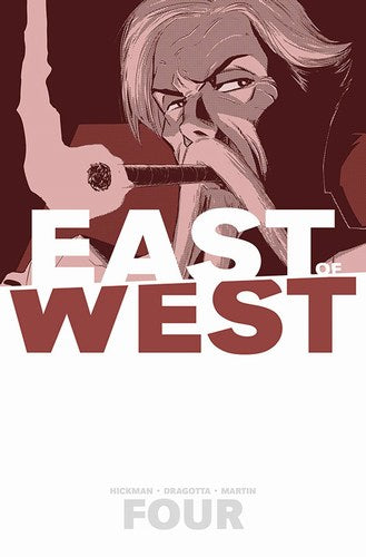 East of West TP Volume 4 (Who Wants War)