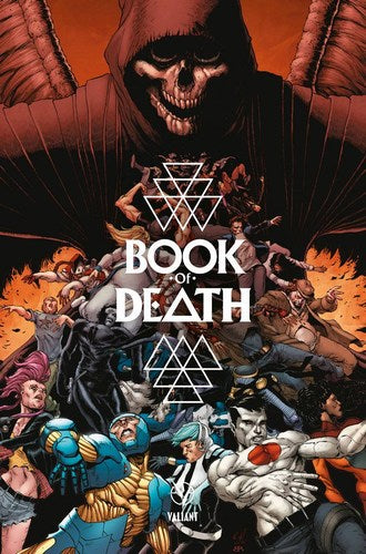 Book of Death (2015) #1 (Cover A Gill)