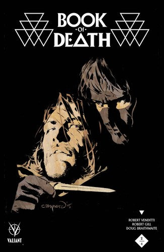 Book of Death (2015) #2 (Cover A Nord)