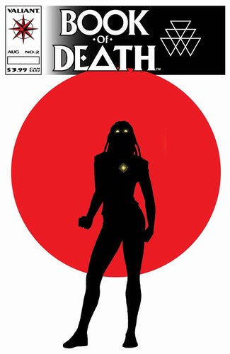 Book of Death (2015) #2 (Cover D 1:10 Variant Icons Perez)