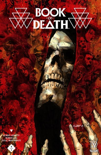 Book of Death (2015) #4 (Cover A Nord)