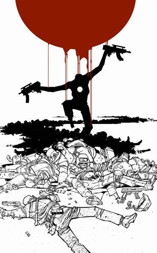 Book of Death Fall of Bloodshot (2015) #1 (Cover B Palo)