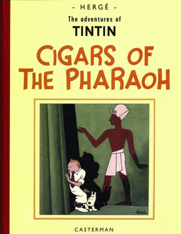 Adventures of TinTin HC Vlume 1 Cigars of the Pharaoh