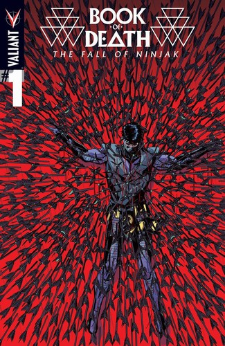 Book of Death Fall of Ninjak (2015) #1 (Cover A Kano (One Shot))