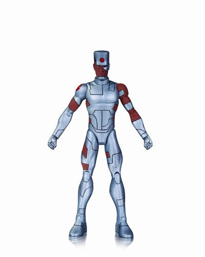 DC Comics Designer Series Dodson Earth 1 Teen Titans Cyborg Action Figure
